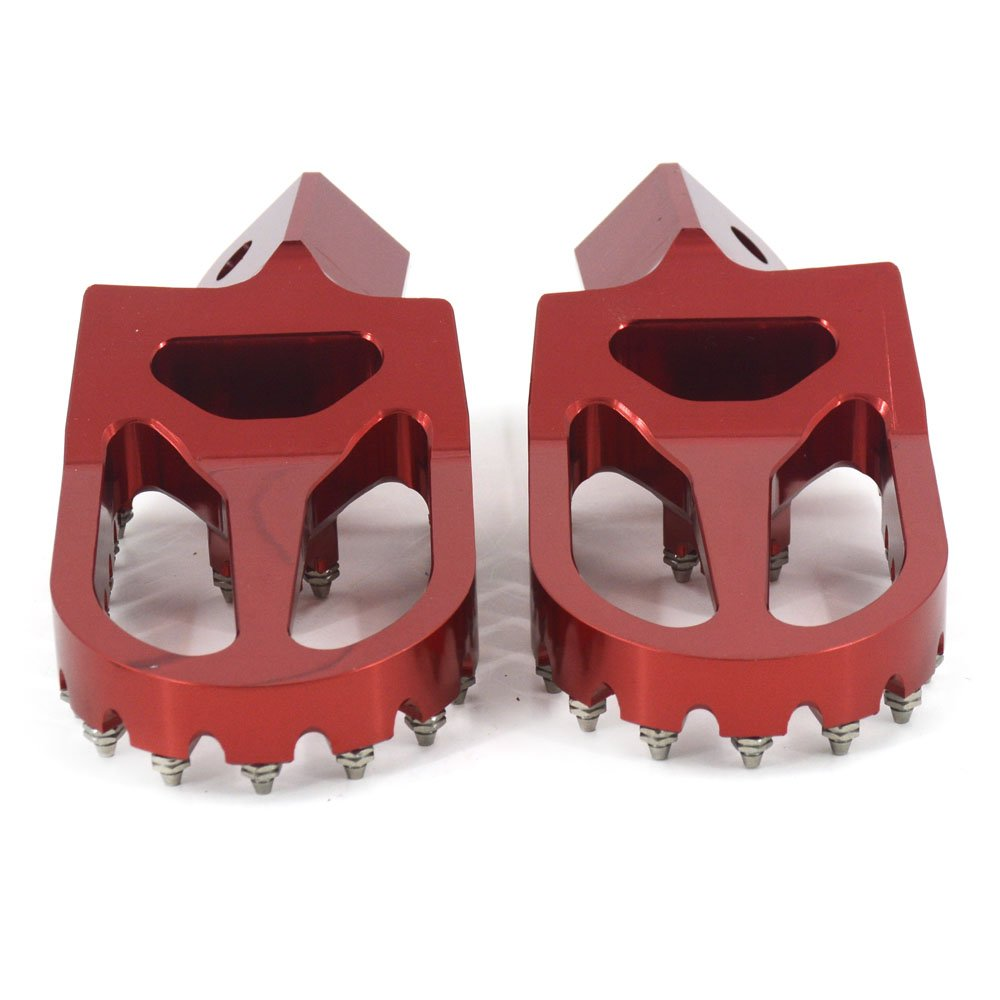 Motorcycle Foot Pegs Rest Pedal Footpegs For Honda CRF150F CRF230F CRF 150F 230F 03-19 Dirt Bike