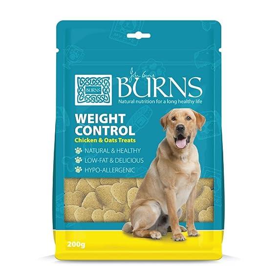 Burns - Snacks de pollo Control de Peso para perros (200g/Variado)