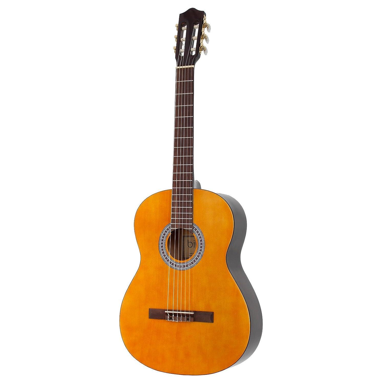 pack guitare classique 3 4 8 13ans pour gaucher avec 5. Black Bedroom Furniture Sets. Home Design Ideas