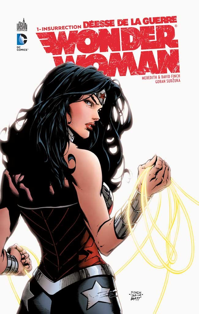 wonder woman deesse amazone