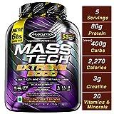 Muscletech Performance Series Mass Tech Extreme 2000-6 lbs (2.72 kg)(Triple Chocolate Brownie)