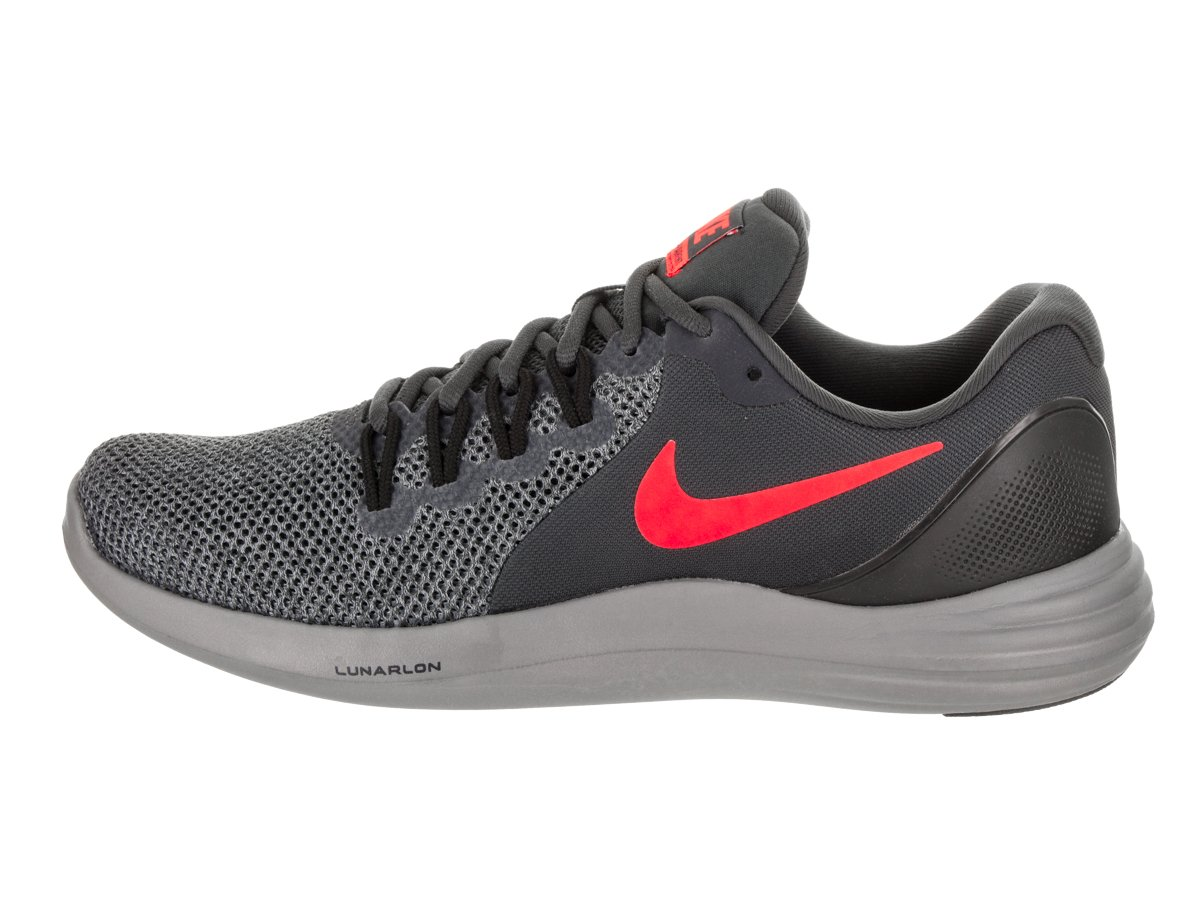NIKE Lunar B01MDV8A9Y Apparent Mens Running Shoes B01MDV8A9Y Lunar 8 D(M) US|Anthracite Crimson Blk Grey de66e4