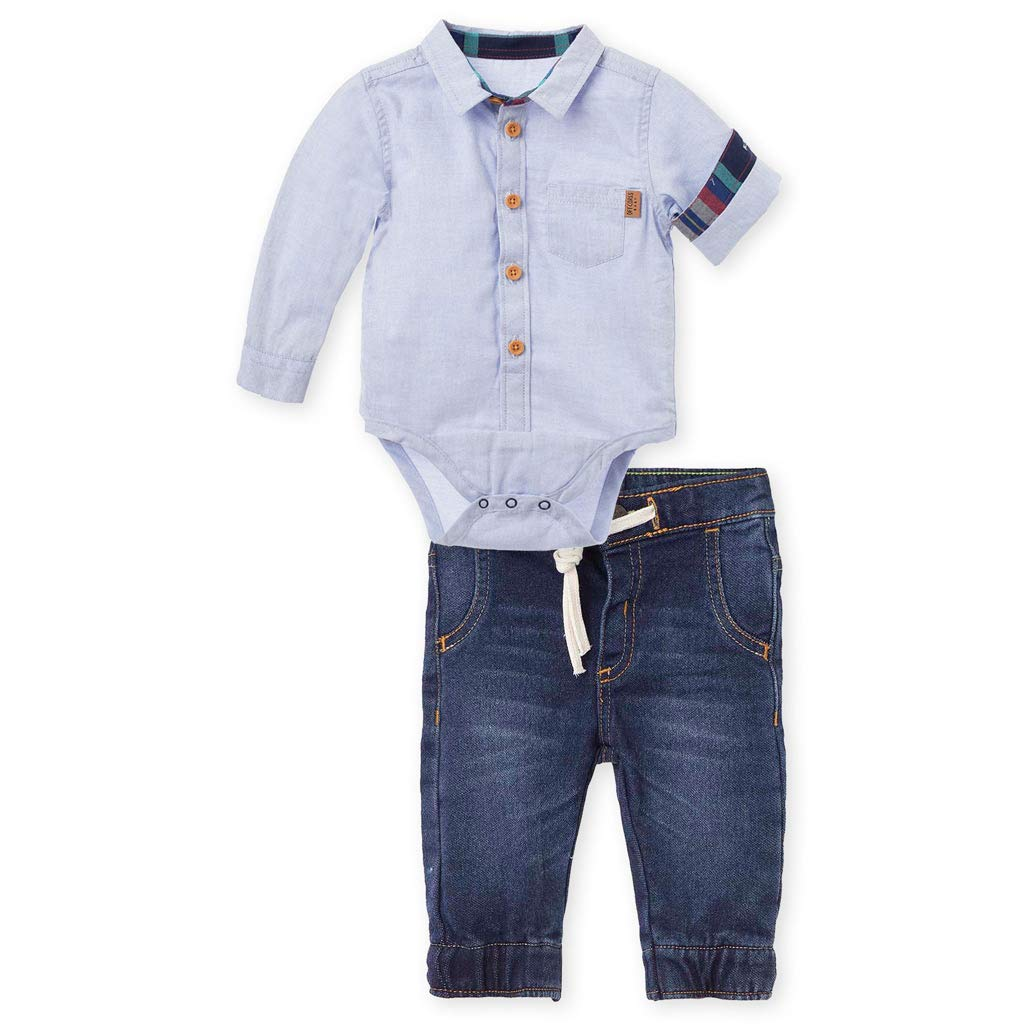 Amazon.com: OFFCORSS Matching Brother Siblings Pants and Bodysuit ...