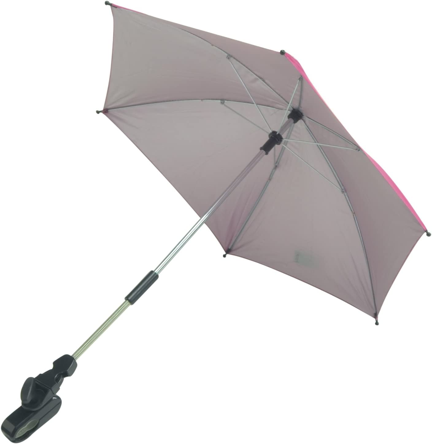 Rose vif For-your-Little-One Parasol Compatible avec Aubert Concept Phorex Canne l/ég/ère