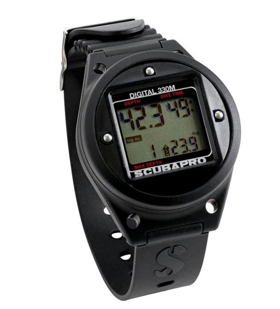 Scubapro Depth Gauge (Wrist 1082FT/330M) Imperial