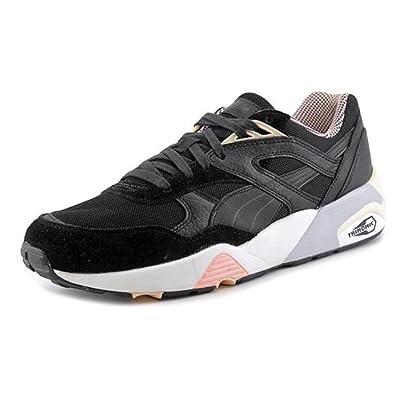 3e77f83f3aded Puma Men s R698 X Vashtie Black Sneaker 10.5M
