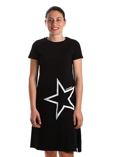 c3f8f47b41 Converse 10017751-A01 Vestito Donna: Amazon.it: Abbigliamento