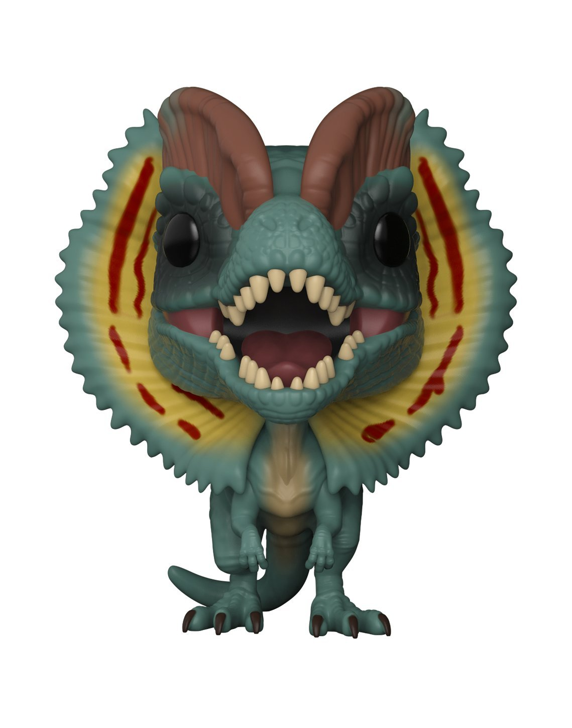 Jurassic Park 26736 Dilophosaurus Pop Vinyl Figure - Assorted Funko Pop! Movies: Accessory Toys & Games Plush Toys & Animals