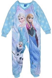 25fc834662431 La Reine des Neiges Pyjama Combinaison Grenouillère Polaire Sublimation  Frozen – Disney – Zippée sur Le