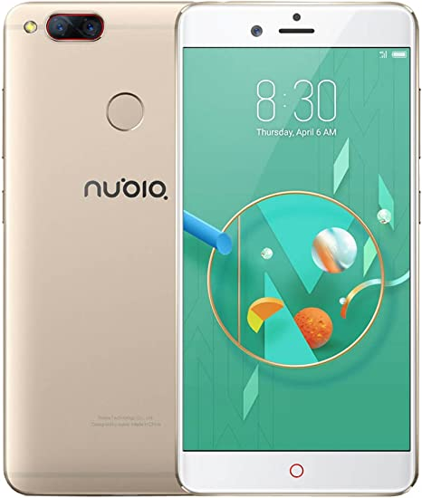 Nubia Z17mini NX569J Teléfono Móvil Smartphone 4G LTE 5.2 pulgadas FHD Pantalla de Gorila 1920 *