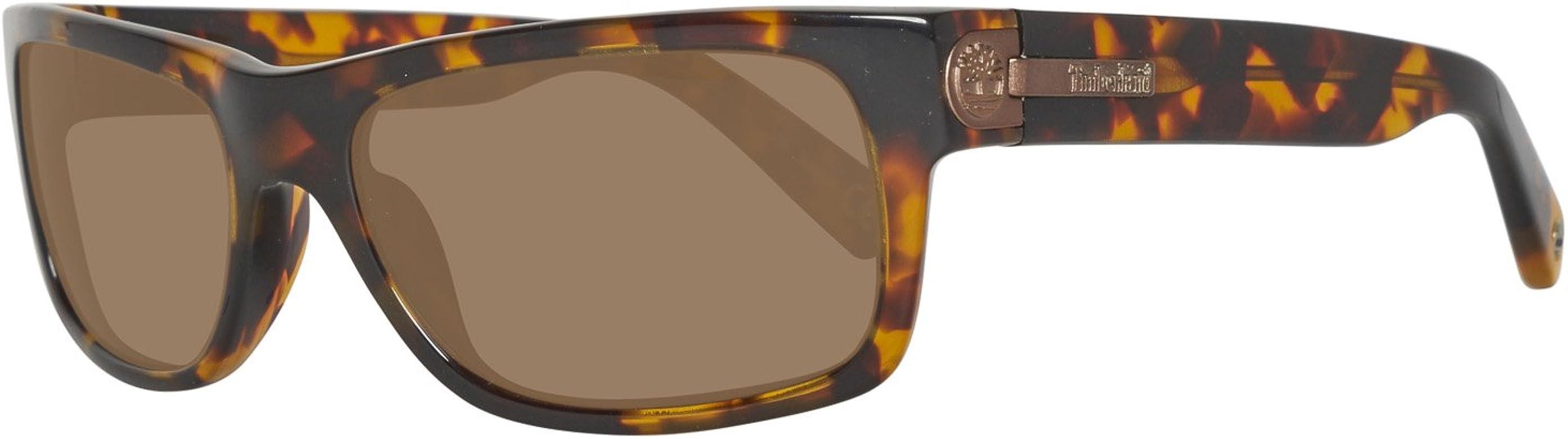 Timberland TB2064-56095 Gafas de Sol, Light Green, 56 para ...