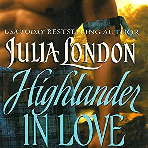 Highlander in Love Audiobook