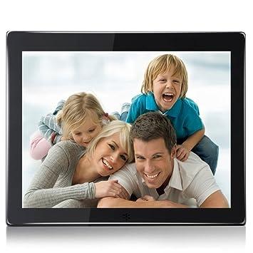 Nueva Caja de Ultrafino Marcos Digitales, SUPERWORLD 8 Pulgadas IPS Full HD 1024*768