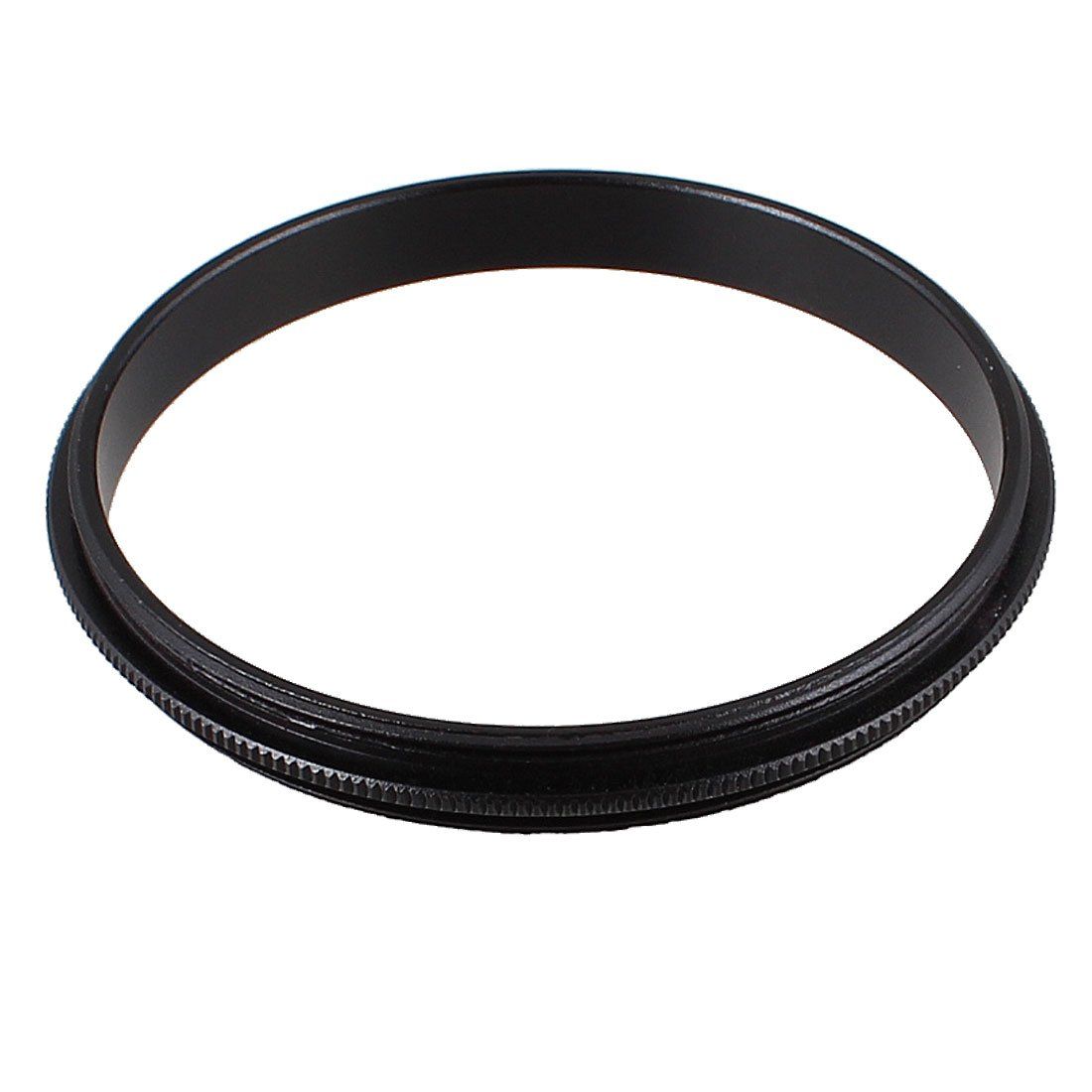 uxcell/® 49mm-49mm 49mm Male to Male Step Ring Adapter Black for Camera