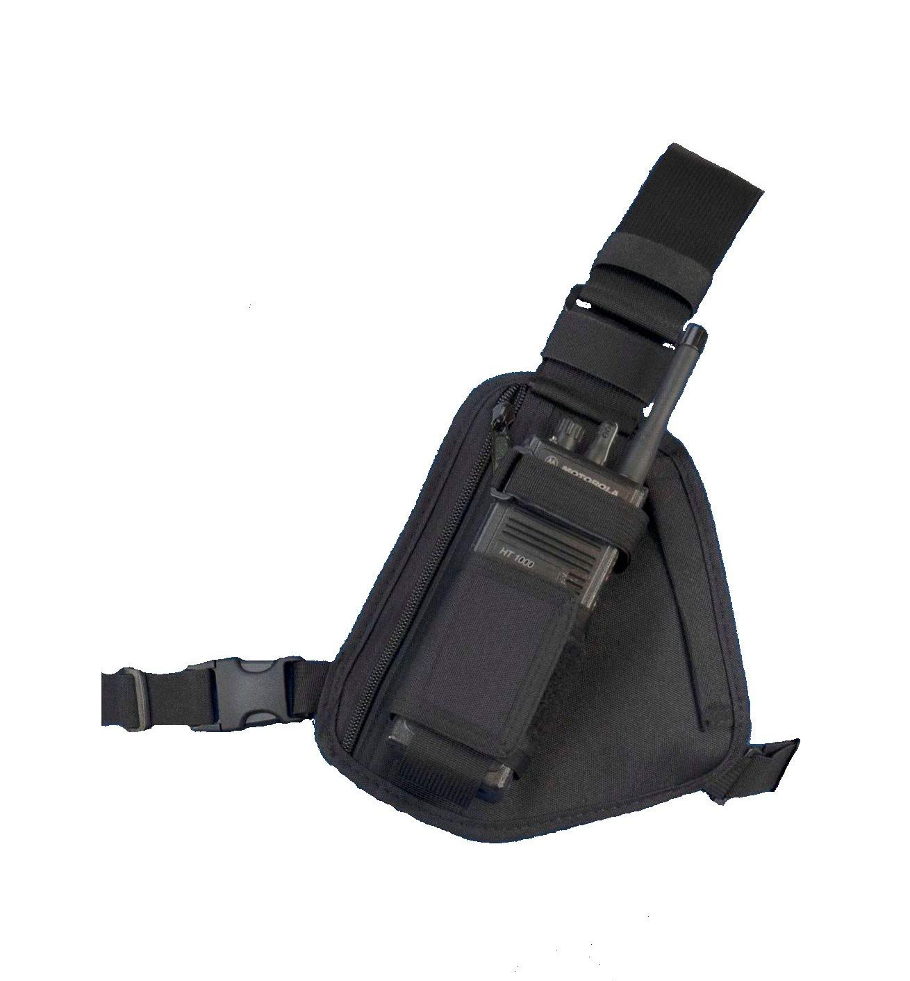 Radio Harness Chest Harness by HOLSTER GUY