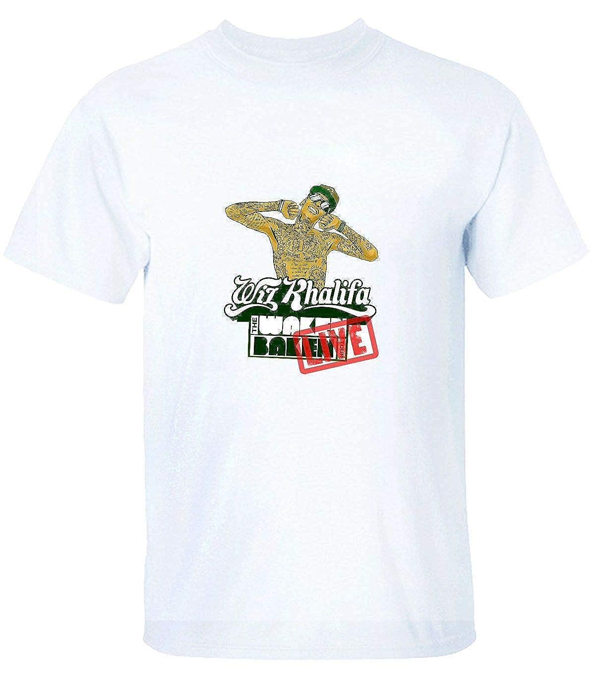 K-deio Wiz Khalifa T Shirts for Man