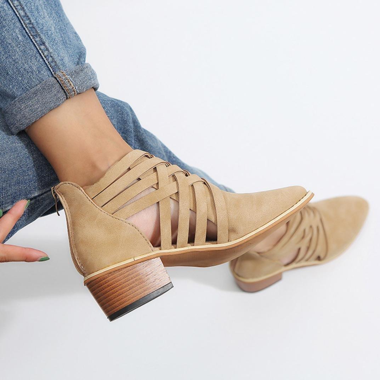 Botas martens mujer plataforma, Covermason Botas de mujer Martin otoño seda tobillo corto: Amazon.es: Ropa y accesorios