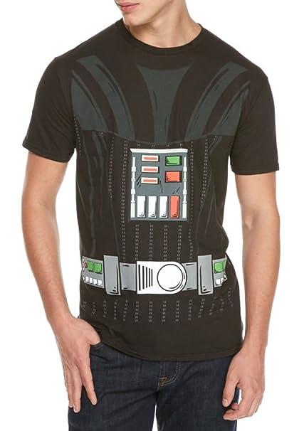 Amazon.com: Híbrida disfraz de Darth Vader traje para hombre ...
