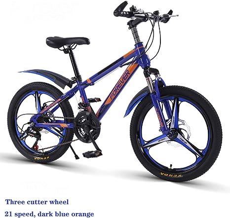CPY-EX Bicicleta de montaña, de 20 Pulgadas de una Sola Velocidad ...