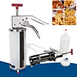 TX® Churreras Churros Filler Maker máquina de acero inoxidable ...