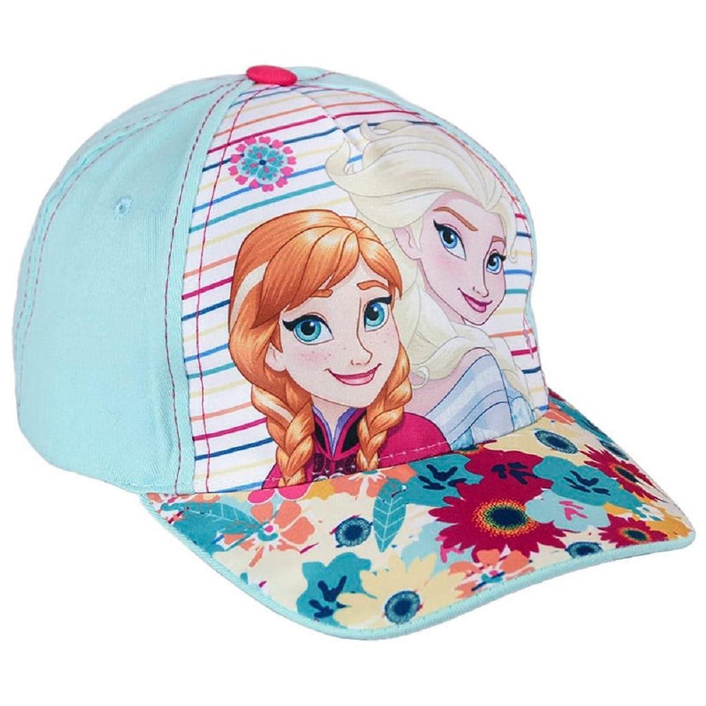 Gorra Frozen Elsa y Anna Flowers
