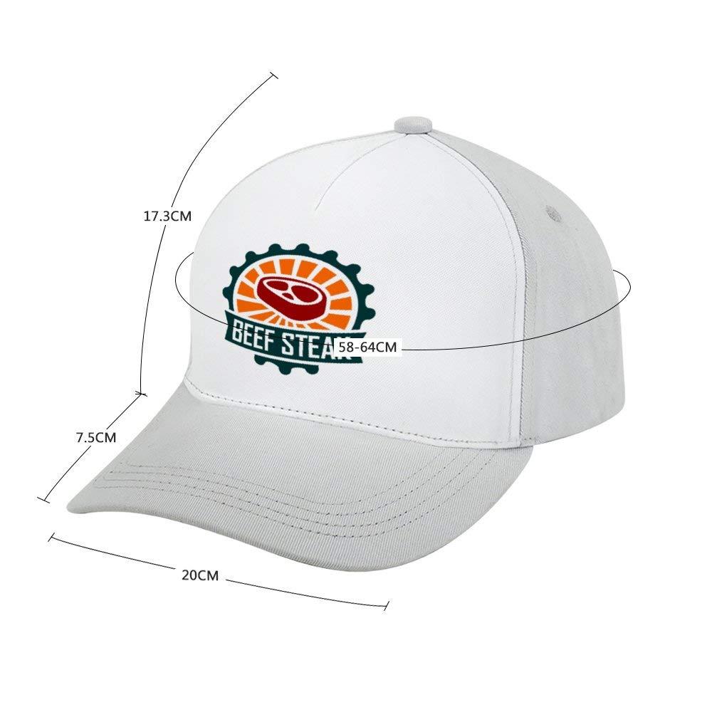 Classic Adjustable Plain Hats Dad Hats Where The BeefTop Level Baseball Caps Men Women