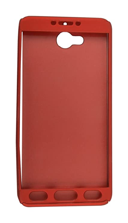 buy online 35034 e4184 iPAKY Plastic Mobile Back Cover for Gionee S6 Pro: Amazon.in ...
