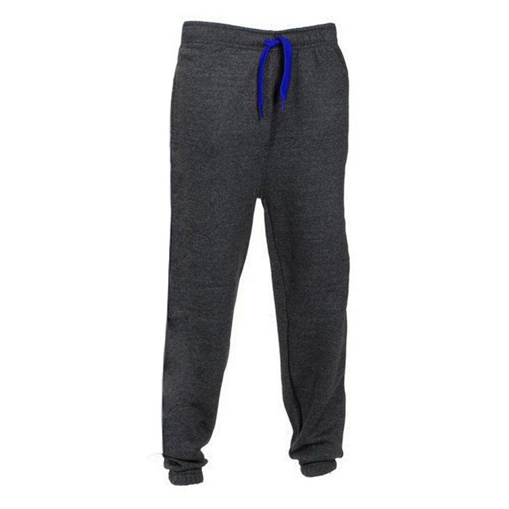 Mens Stretchy Trousers Hooded Coat Jacket Jogging Sports Pants Tracksuit Set Pocciol Mens Sport Clothes Set