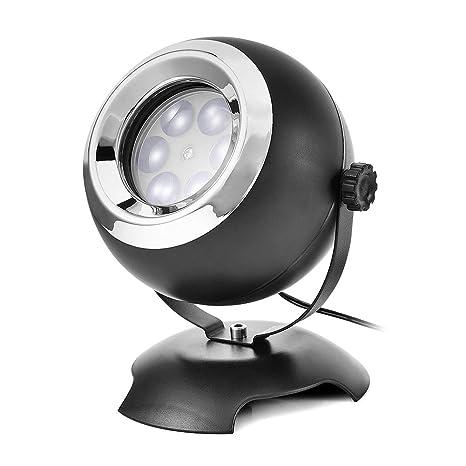 de proyección con Navidad Copo de nieve luces] LED Efecto De Luz ...