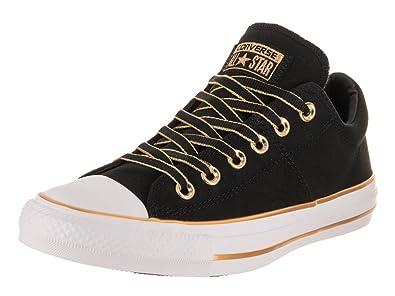 quality design 243ec 49e71 Amazon.com   Converse Chuck Taylor All Star Madison Ox Womens Shoes Size  5.5 Black   Fashion Sneakers