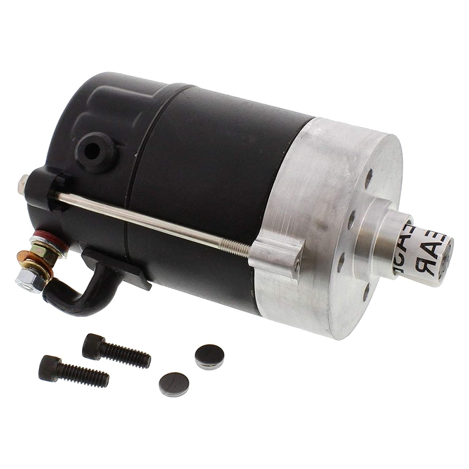 HD XLH 1000 Sportster 1972 All Balls Black Starter Motor