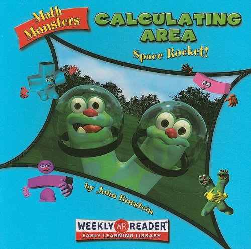 Calculating Area: Space Rocket (Math Monsters) pdf epub