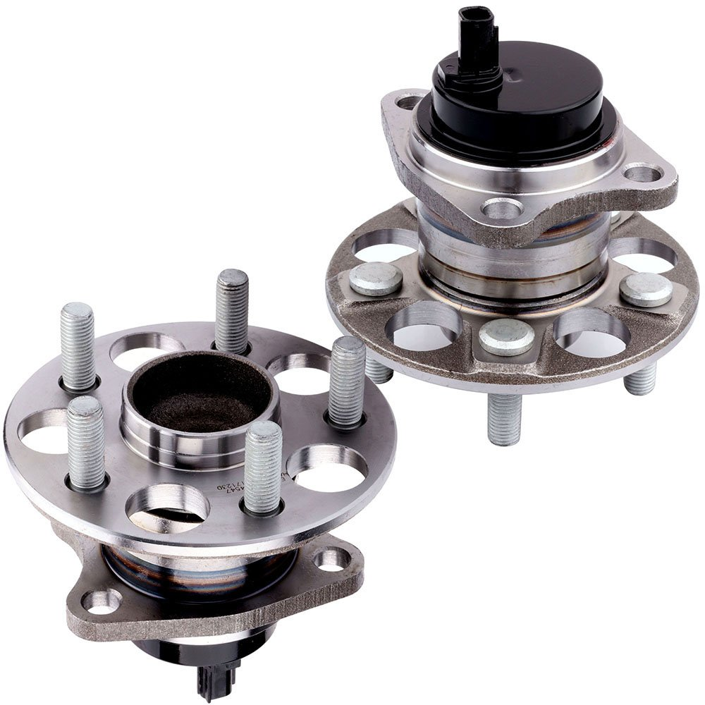 2015 Toyota Prius 1.8L L4 Electric pack of 2 SCITOO Compatible with Rear Wheel Bearing Hub HA590373 Hub Bearing Hub Assemblies 5 bolts fits 2010-2015 Toyota Prius 1.8L L4 Electric//Gas