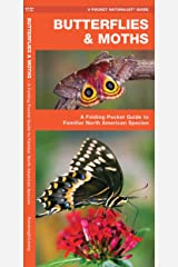 Butterflies & Moths: A Folding Pocket Guide to Familiar North American Species (A Pocket Naturalist Guide) Pamphlet