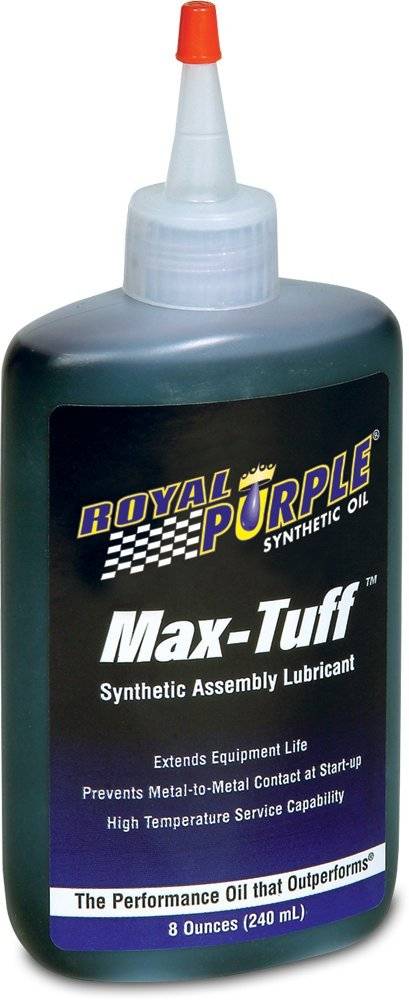 Royal Purple 12335 Max-Tuff High Performance Synthetic Assembly Lube - 8 oz. (Case of 12) by Royal Purple