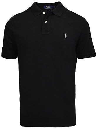 later good hot sales Polo Ralph Lauren Men Classic Fit Mesh Polo Shirt
