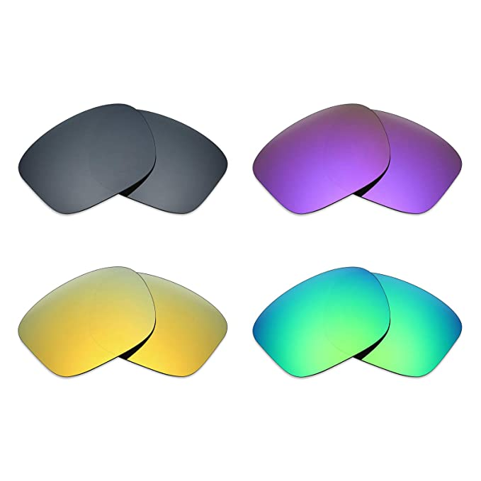 Mryok - Lentes de repuesto polarizadas para gafas de sol ...