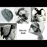 Chapeaux de tricot