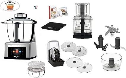 Magimix - Robot de cocina Cook Expert con cocción, multifunción, cromado satinado: Amazon.es: Hogar