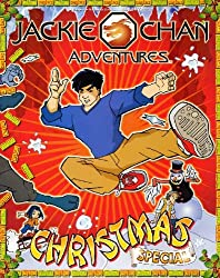 The Jackie Chan Magazine, Christmas 2003 Special (Jackie Chan Adventures)