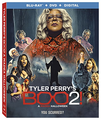 Tyler Perry's Boo 2! A Madea Halloween [Blu-ray + DVD]]()
