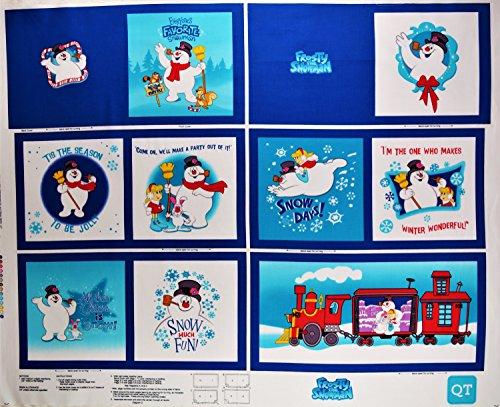 Snowman Panel - 5
