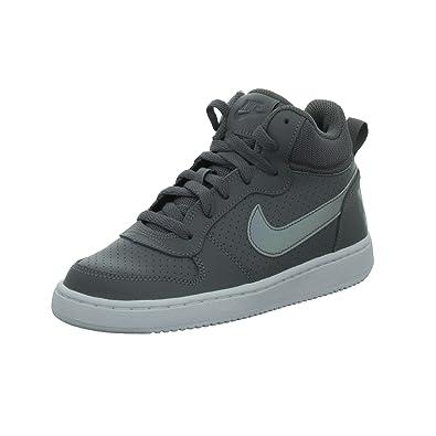 Nike Court Borough Mid (GS), Scarpe da Basket Donna: Amazon ...
