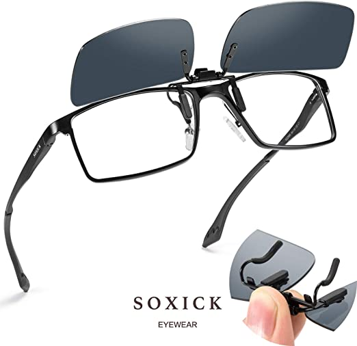 Amazon.com: SOXICK - Gafas de sol polarizadas, unisex ...