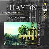 String Quartets 7 Quartet Op
