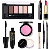 BONNIE CHOICE 9 PCS Makeup Kit, Makeup Sets for Women Beginners, Includes Eyebrow Pencil,Eyeliner Pen,Mascara,Eyeshadow…