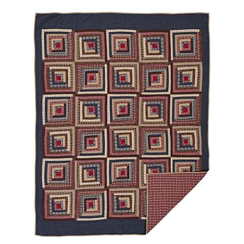 VHC Brands Braxton 29191 Quilt, Twin