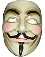 Anonymous Guy Fawkes Mask V For Vendetta Costume Mask 4418