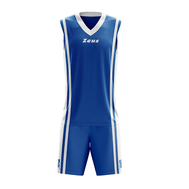 Zeus Completino Basket Pallacanestro Kit BOZO COMPRESO di Nome Numero A  Scelta  Amazon.it  Sport e tempo libero 22085a395049