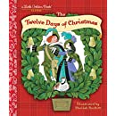 The Twelve Days of Christmas (Little Golden Book)
